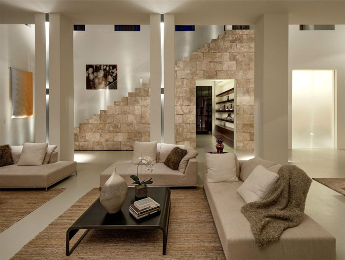 marble-stone-wood-living-room-decor