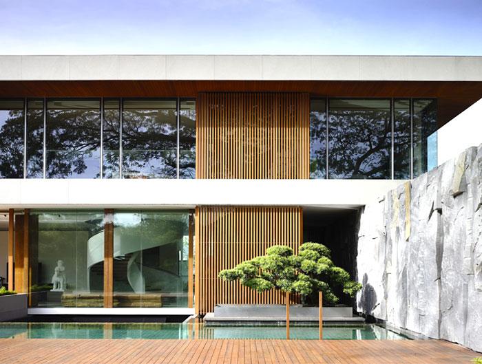 granite-wall-entrance