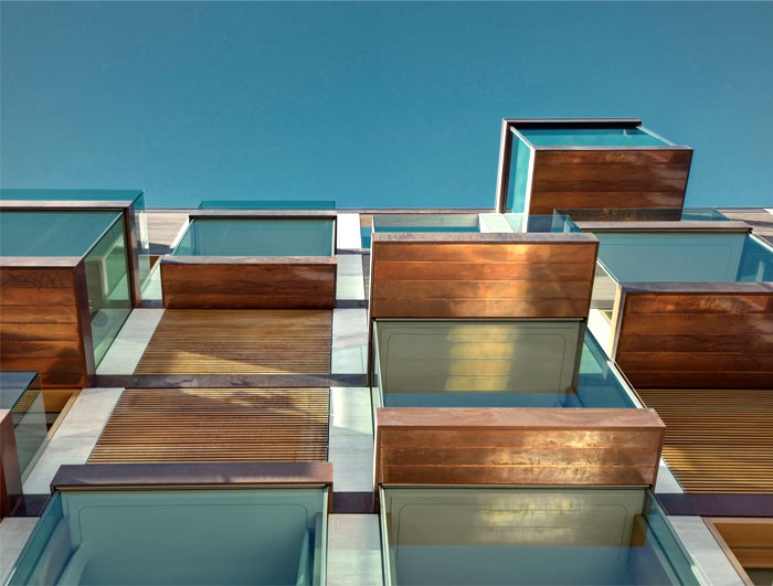 residential-building-copper-decor