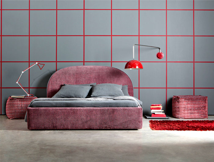elegant-colored- classic-bedroom