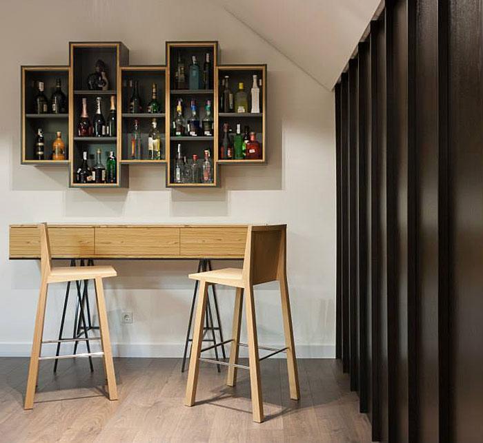 black-wall-decor-corner