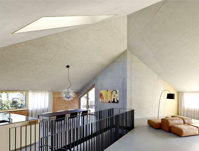 exposed-concrete-walls-living-room