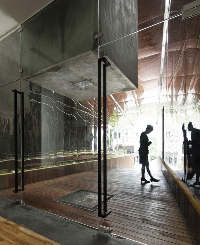 contemporary asian elegance at hotel wind decor   interiorzine