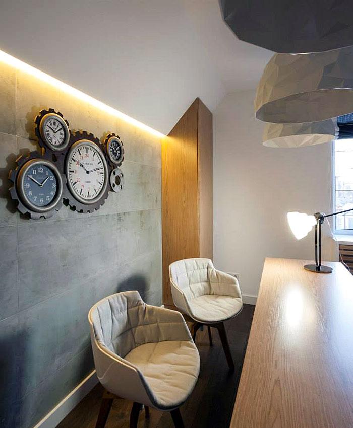 modern-armchairs-concrete-clock-ark