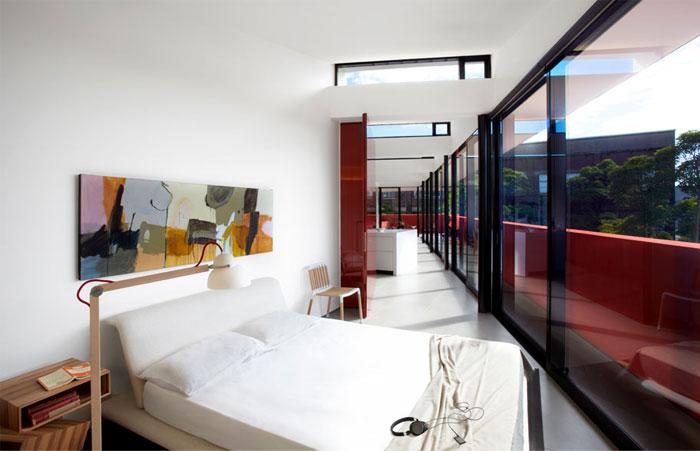bedroom-elegant-triple-combination-white-black-marsala-color