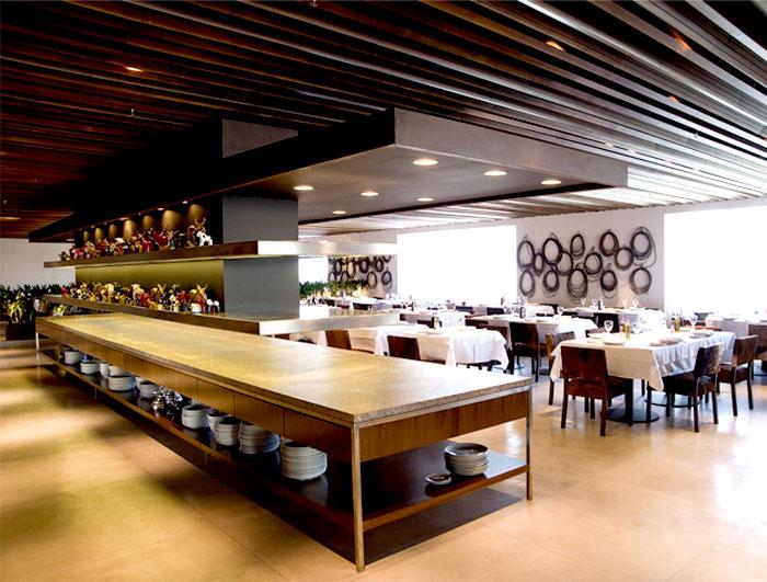 Rodeio restaurant interiorzine