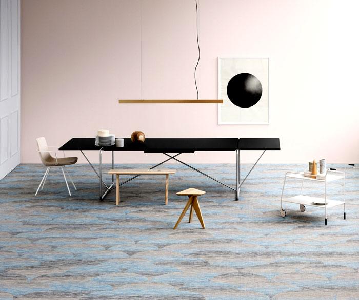 Latest Flooring: Bolon Latest Flooring Collection Flow