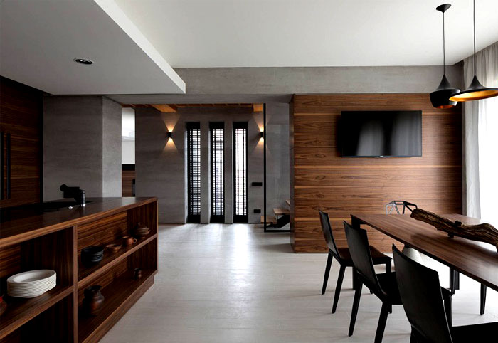 trendy-functional-contemporary-dining-area