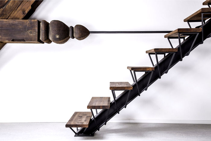 hanging-staircase