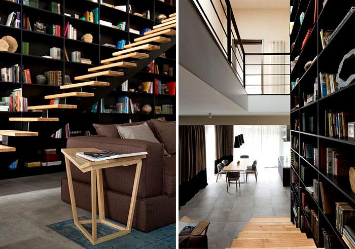 staircase-six-metre-high-bookshelf