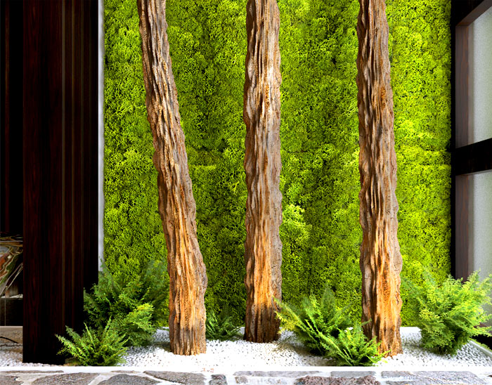 entrance-natural-moss-claddings