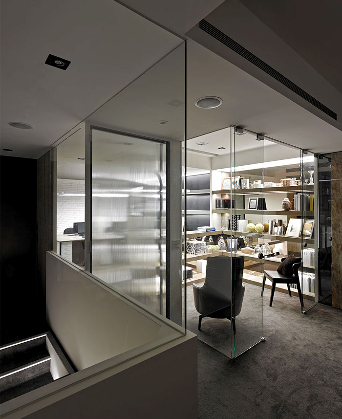 Modern Office Spaces: Office Space Design By DaChi International Design