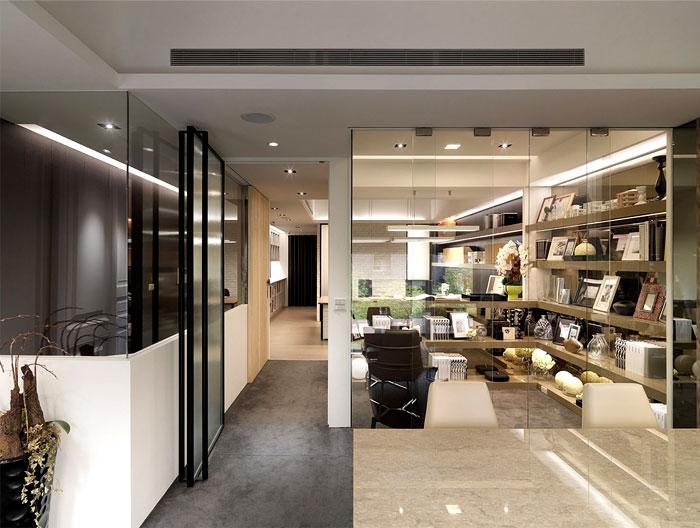 Office Space Design By Dachi International Design