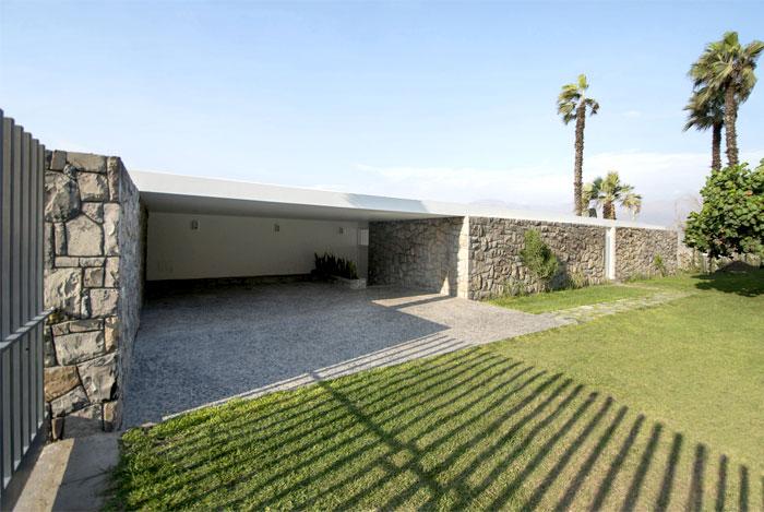 South american luxury villa in peru interiorzine for American villa interior design