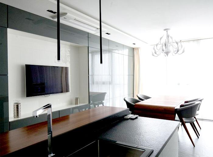 Studio Apartment For Dynamic Couple By Interioburo