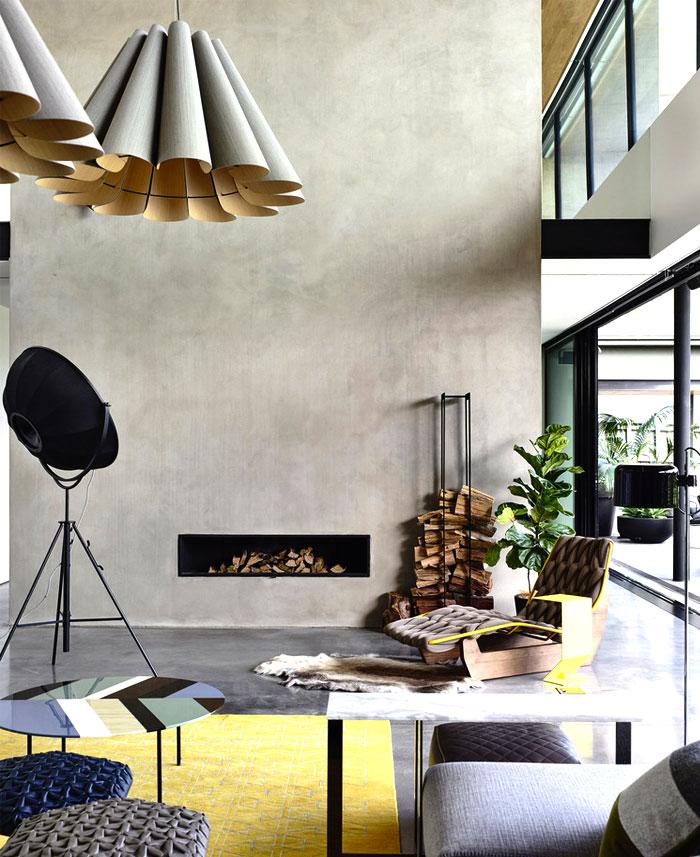 Concrete House By Matt Gibson Architecture Interiorzine