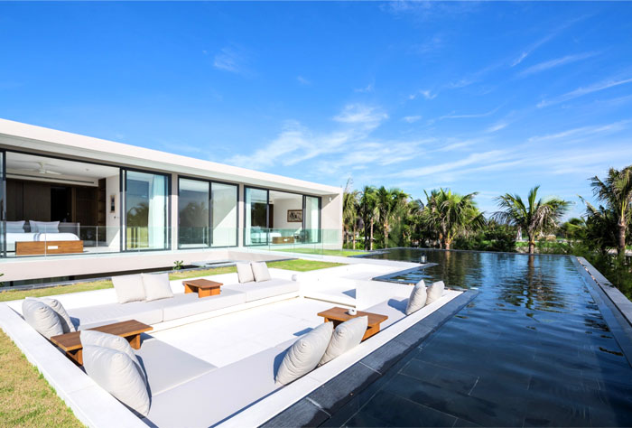 Exotic Luxury Naman Villa in Vietnam