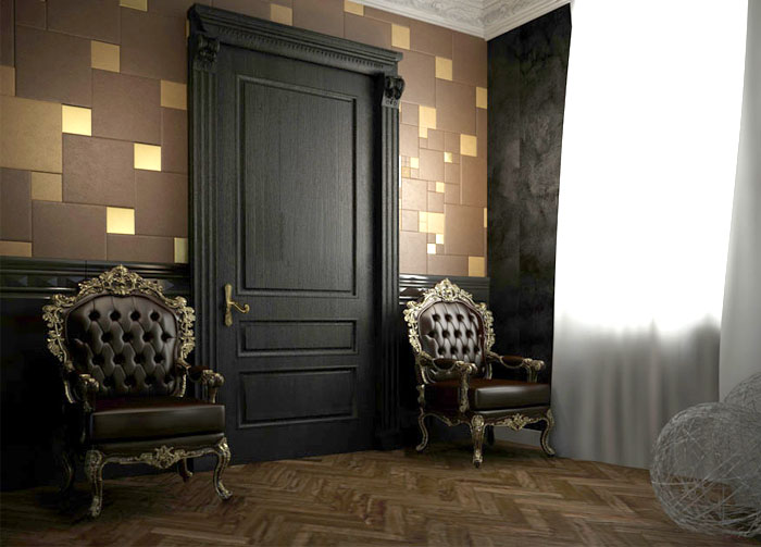Firefly Wall Covering By Studio Lapelle At Maison Amp Object