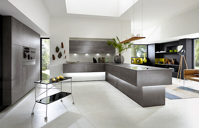 kitchen design trends     interiorzine,Contemporary Kitchens 2016,Kitchen cabinets