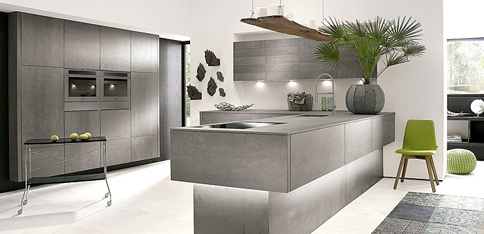 alnocera concretto modern kitchen design