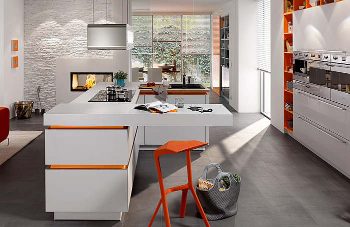 in fashion design and really how practical can be in kitchen design