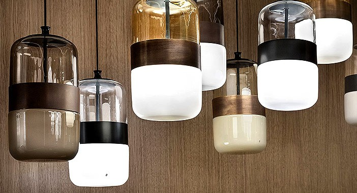 Futura Lamps in Three Exclusive Color Combination