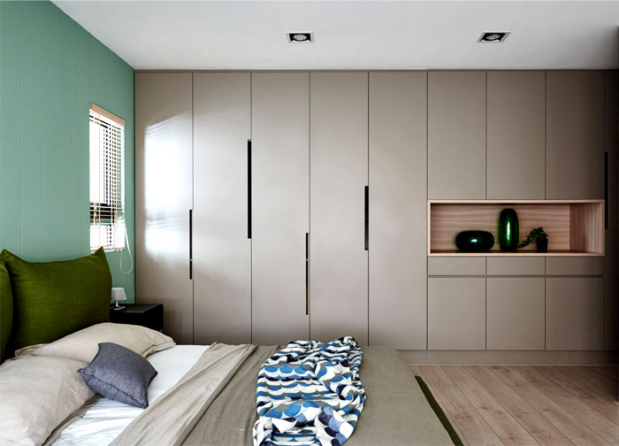 Family playground interior renovation by hao design for Taiwan bedroom design