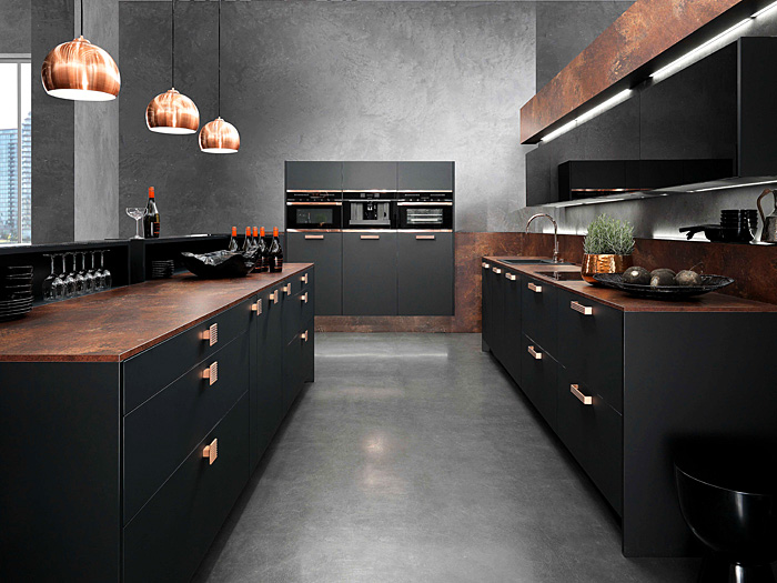 kitchen design trends 2016 2017 interiorzine. Black Bedroom Furniture Sets. Home Design Ideas