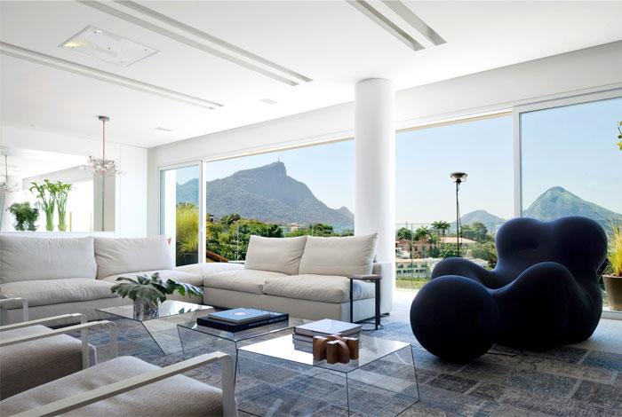 modernistic-furniture-shining-surfaces-home-rio-de-janeiro