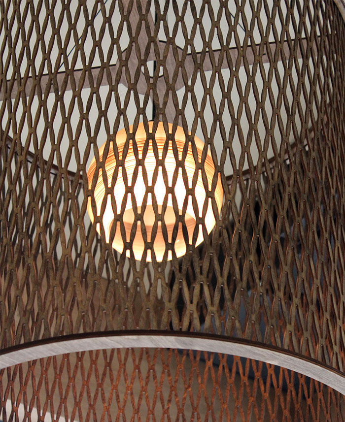 Pendant Lights by Mariam Ayvazyan