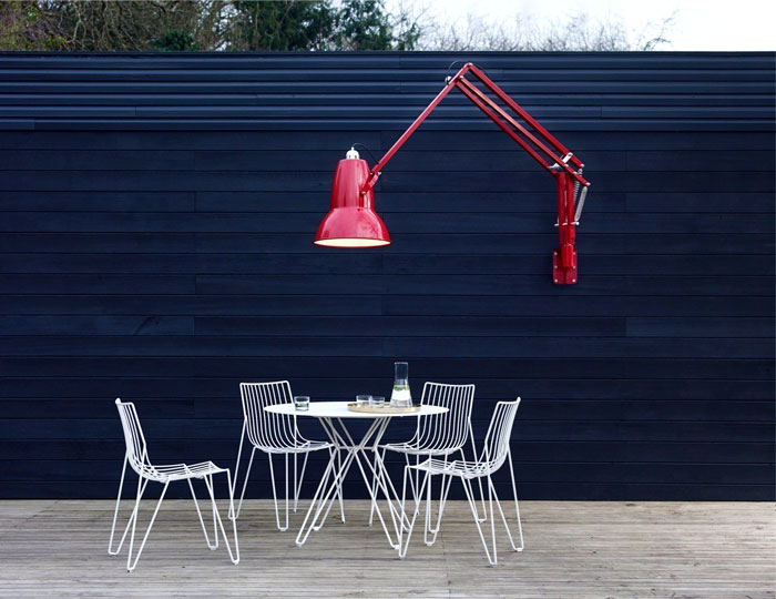 Giant outdoor collection by anglepoise interiorzine - Large anglepoise lamp ...