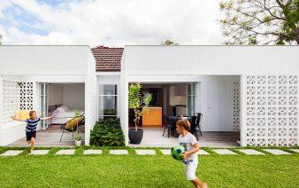 block-house