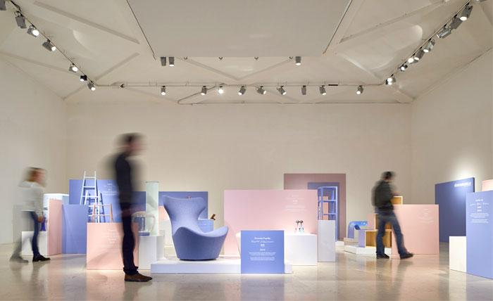 Tubes radiatori in tribute to domus interior design for Domus interieur