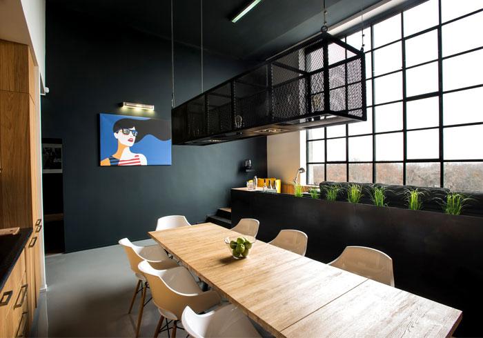 Urban Loft Home With Astonishing Decor By Gasparbonta