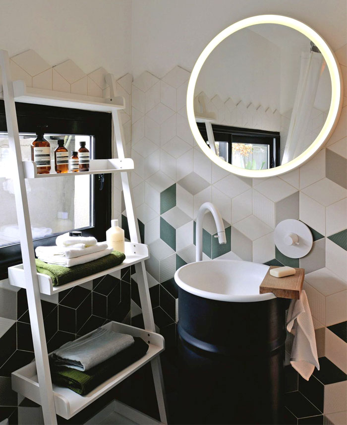 Bathroom trends 2017 2018 designs colors and materials interiorzine Home architecture trends 2018