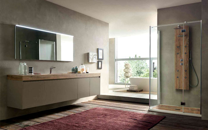 Bathroom trends 2017 2018 designs colors and materials interiorzine Bathroom interior design 2016
