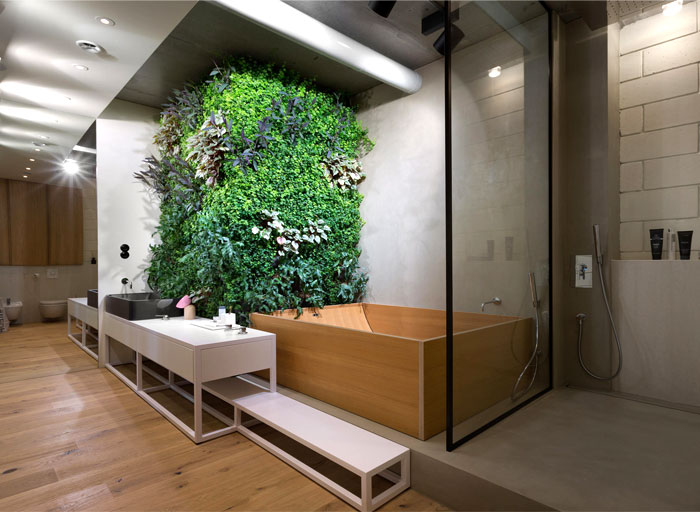 Bathroom trends 2017 2018 designs colors and for Indoor gardening trends