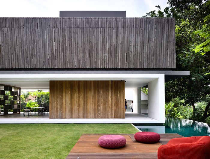 KAP House ? Modern Tropical Living by ONG&ONG