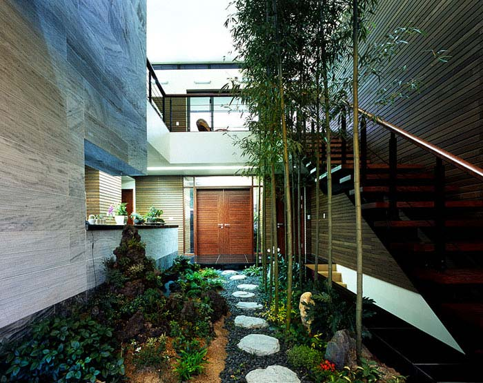 Zen gardens asian garden ideas 68 images interiorzine for Jardin interieur japonais