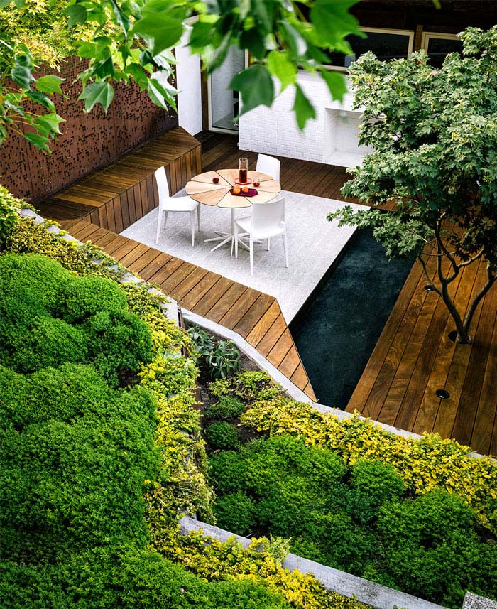 Small Space Landscaping Ideas: Zen Gardens & Asian Garden Ideas (68 Images)