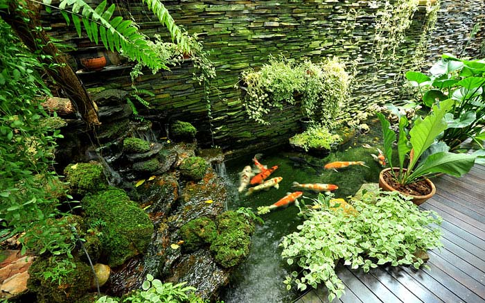 Zen gardens asian garden ideas 68 images interiorzine for Small japanese ponds