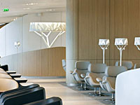 Business Lounge Concept Decor
