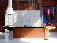 Functional and Modern Kitchen by Schiffini