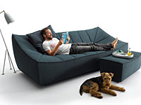 New Relaxing Sofa