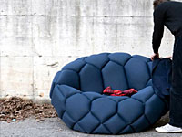 Furniture Design-Quilt Sofa