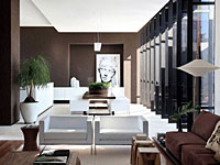 Amazing Interior Design from Brazil