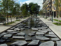 Roombeek the Brook by Buro Sant en Co Landscape Architecture