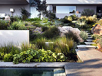 Landscaping-Bridle Road Residence