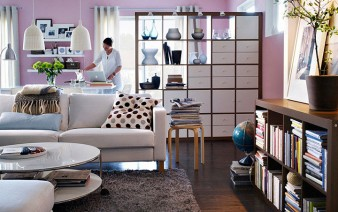 light pink interior ikea 338x212