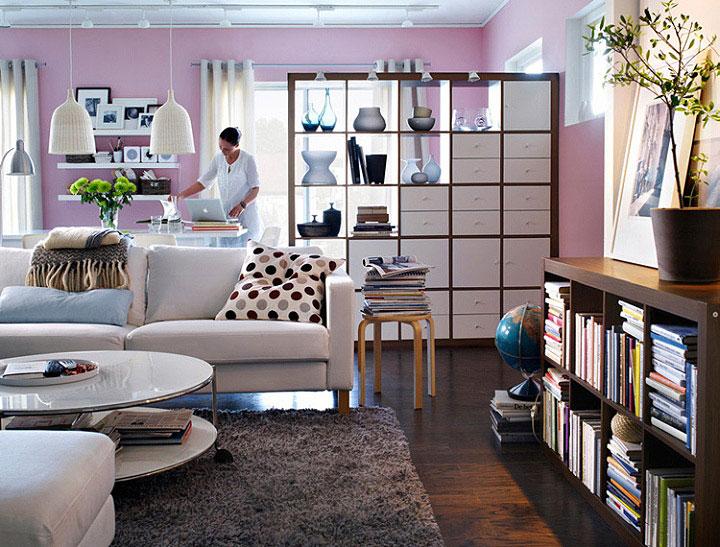 Living Room Design Ideas 2010 Ikea Interiorzine